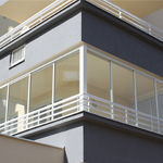frame balcony enclosure