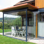 patio enclosures frameless systems